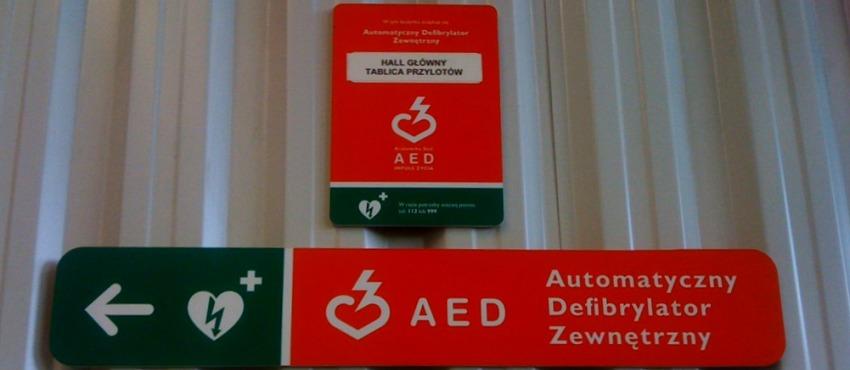 Defibrylatory AED w Krakowie - Impuls Życia