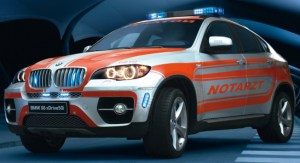 Ambulans BMW