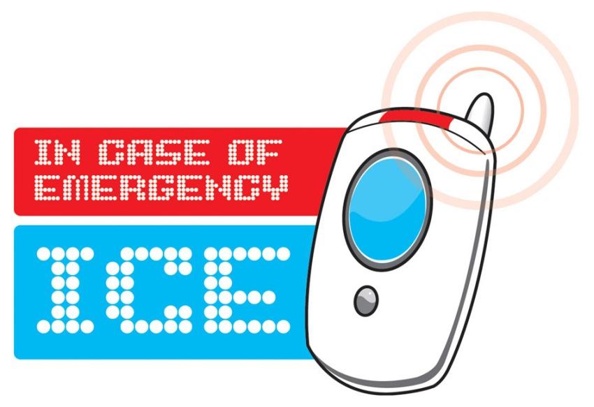 ICE - In Case of Emergency - W razie nagłego wypadku
