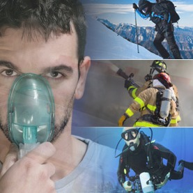 Zatrucie tlenkiem węgla - trening hipotensyjny