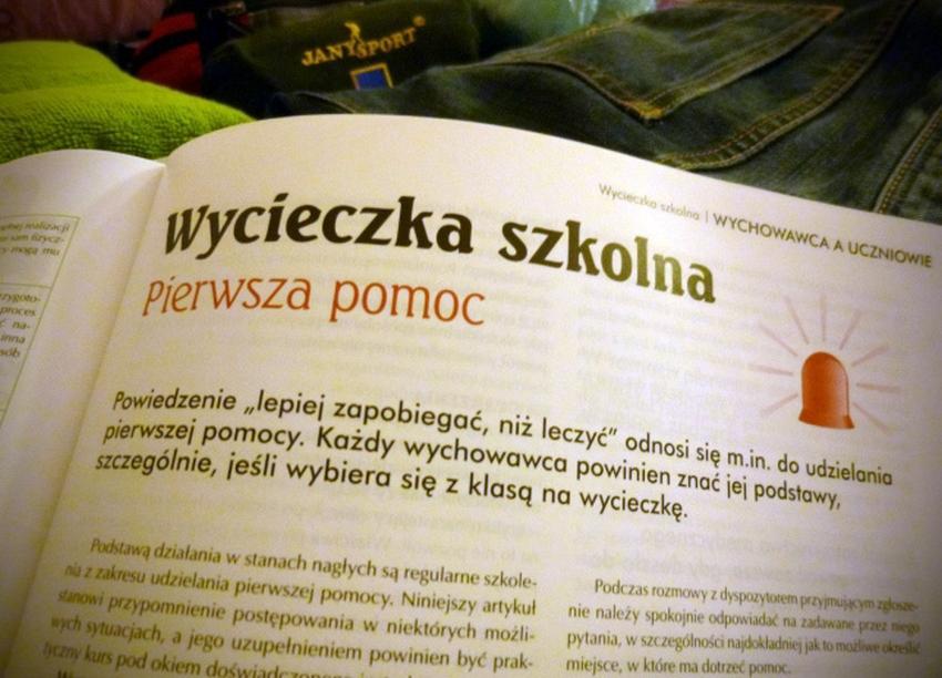 Sygnał Magazyn Wychowawcy 4/2013