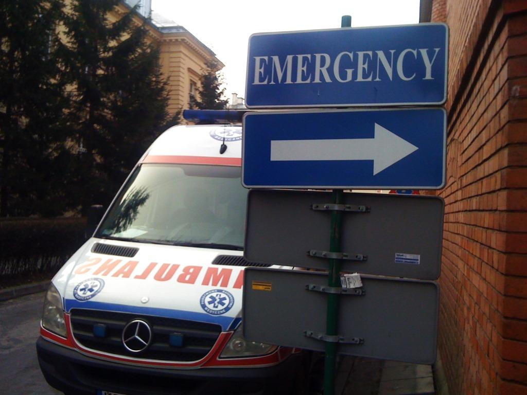 Emergency department - Szpitalny Oddział Ratunkowy