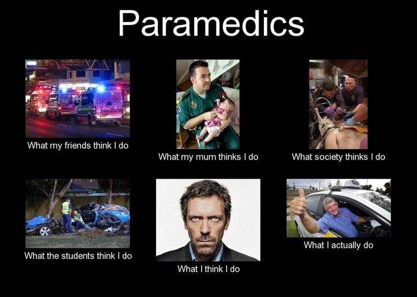 Co robią ratownicy medyczni?