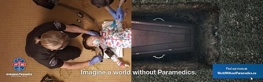 world without paramedics
