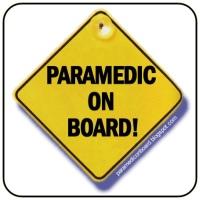 paramedic on board