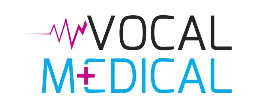 Logo Vocal Medical