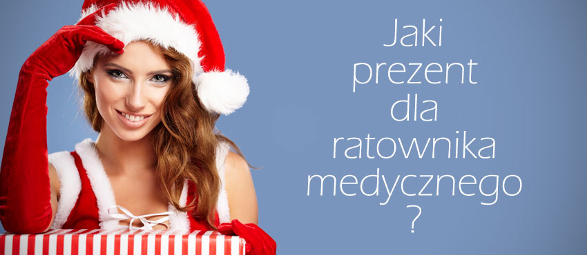Jaki prezent dla ratownika medycznego?