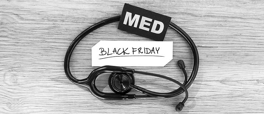 medycyna black friday