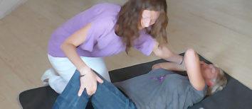 Utrata przytomności - pierwsza pomoc osobie nieprzytomnej