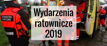 Konferencje i wydarzenia ratownicze w 2019 roku